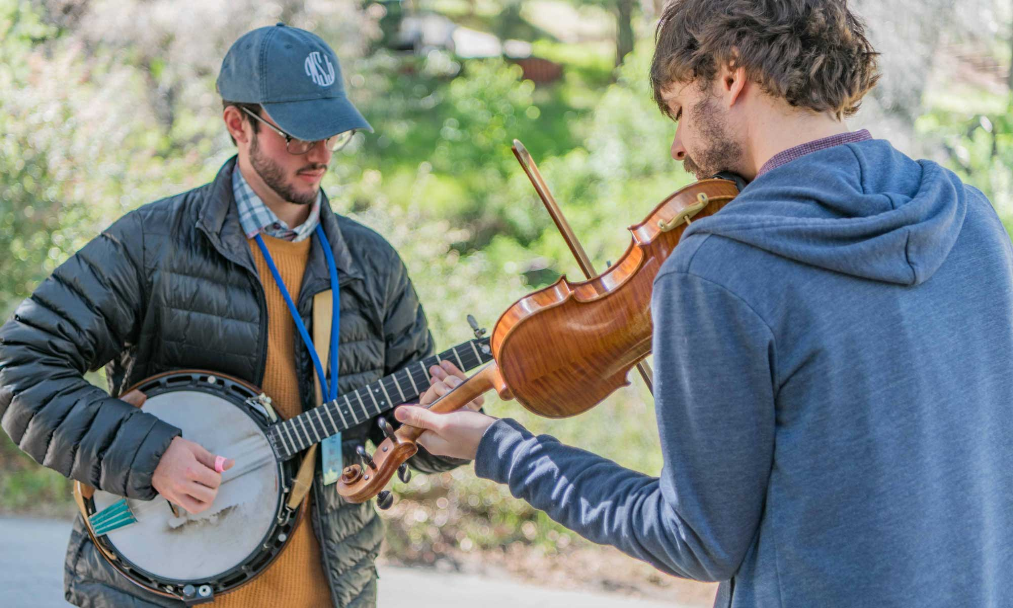 Max Schwartz - banjo