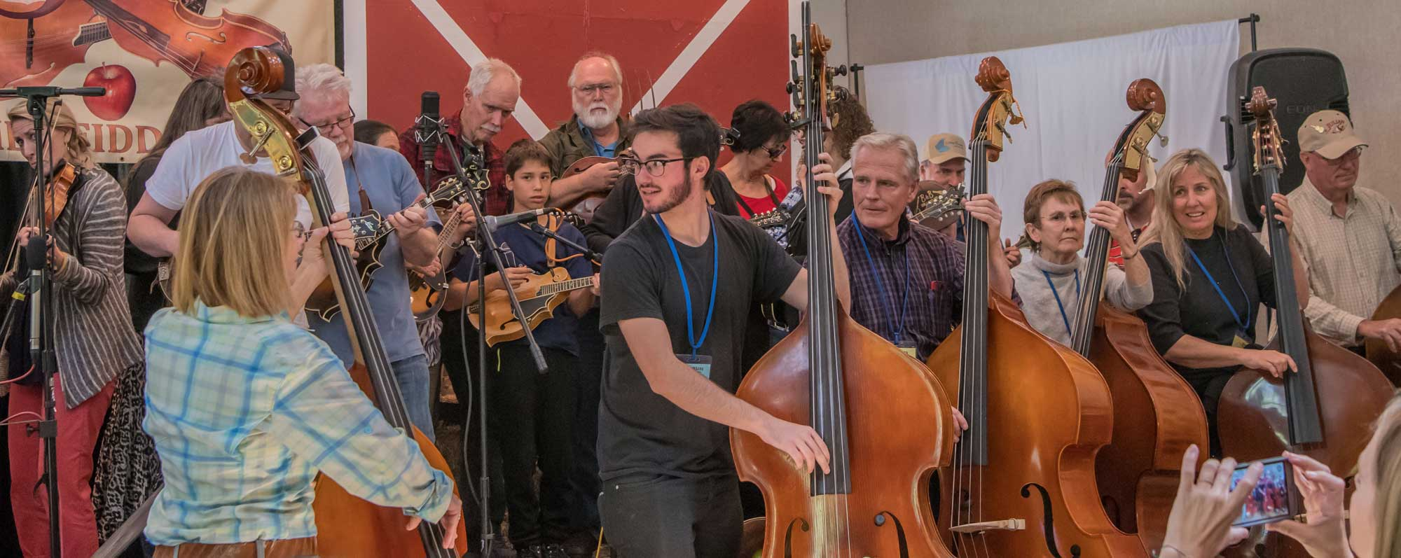 Announcing new Bluegrass Jamming Class in South Miami