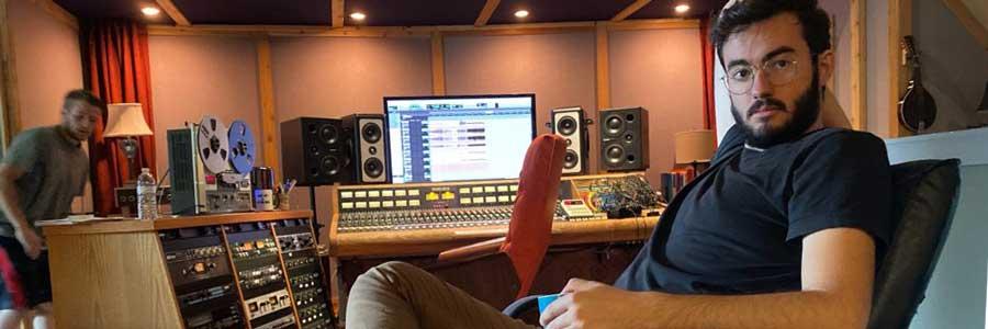 Nashville Cats – Recording Carolyn Kendrick's EP!